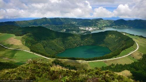 Азорские острова Терсейра