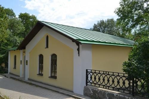 Станция почтовых дилижансов Железноводск