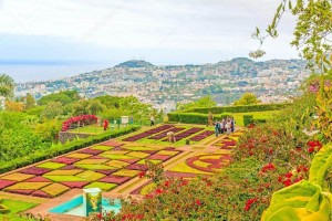 Ботанический сад Jardim Botanico Funchal